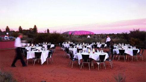 Sounds of Silence Ayers Rock