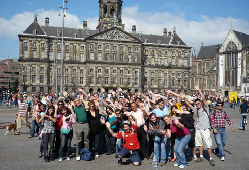 New Europe Tours Amsterdam