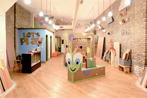 Mr Imagine's Toy Store